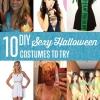 10 Disfraces de Halloween de bricolaje