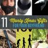 11 Ideas de regalos de Navidad increíble Manly para el novio