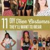 11 Disfraces DIY para Adolescentes