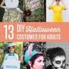 13 Disfraces Clever DIY Halloween para adultos