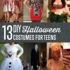 13 Disfraces de Halloween DIY para Adolescentes