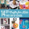 14 Primer día de clases Oficios y Actividades
