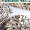 15 DIY estufas de Proyectos | Wood Burning Arte