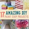 17 Proyectos de viruta de pintura bricolaje asombrosos