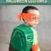 17 Últimos Disfraces de Halloween Minuto para Niños