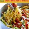 20 recetas que utilizan sólo 5 Ingredientes o Menos! | Fácil Cena Recetas