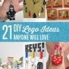 21 Increíbles ideas de Lego de bricolaje