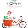 24 Felices Días: Madsen Ciclos Sorteo!