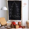 6 árboles Unorthodox DIY Navidad