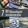 7 ideas Faro Restauración de bricolaje