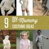 9 de bricolaje Ideas traje de momia