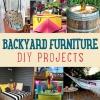 Backyard DIY Proyectos de muebles