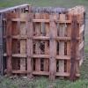 Compost Bin DIY: Proyecto Quick Pallet