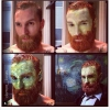 Enfriar maquillaje de Halloween | 25 Parece que son realmente fácil