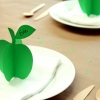 DIY 3D de Apple Tarjetas del lugar