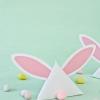 DIY conejito de Pascua bolsas Tratar para la ocasión más dulce