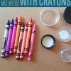 DIY | Cómo hacer MAC Lipstick colores con lápices de colores