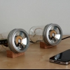 DIY Mason Jar Speaker Set
