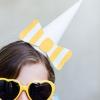 DIY Partido Arco Papel Sombreros