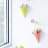 DIY Party Conos Sombrero Tratar
