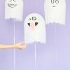 DIY Globos Ghost tontos