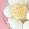 DIY Espolvorear Huevos de Pascua