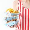 Bandejas de aperitivos de verano DIY