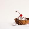 Bricolaje Waffle Tazón Mini Tortas