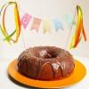 DIY Acuarela Cake Bunting