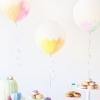 Fall (en ') para Baby Shower (+ DIY Acuarela globos!)