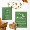 Caen las invitaciones de boda (+ gratis para imprimir Sobre Liner!)