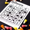 Libre para imprimir Bingo de Halloween
