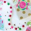 Gratis vacaciones imprimible dulces Etiquetas del regalo