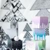 "Libre para imprimir ""Let It Snow"" cajas de regalo + Tags"