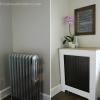 ¡Genio! DIY cubierta del radiador