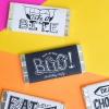 Víspera Chocolate Bar gratuito Imprimibles