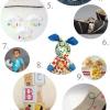 Guía de regalos hecho a mano: del Bebé es exterior frío