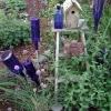 Cómo agregar interés a su jardín vertical