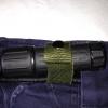 Cómo conectar una antorcha Pequeño (linterna) en el cinturón