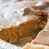Cómo cocer al horno un pastel de calabaza Clásico