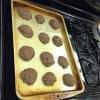 Cómo cocer al horno de chocolate galletas de chocolate