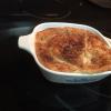 Cómo cocer al horno crujiente de canela Top Budín de pan