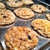 Cómo cocer al horno miel almendra galletas de chocolate