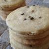 Cómo cocer al horno las galletas de torta dulce de lavanda