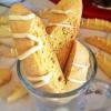 Cómo cocer al horno de la naranja y Grand Marnier Biscotti
