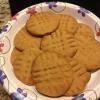 Cómo cocer al horno las galletas de mantequilla de maní