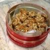 Cómo cocer al horno Pecan Graham Cracker Brittle