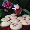 Cómo cocer al horno Muffins de chocolate Rasberry !!