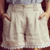 Cómo traer nueva vida a viejos pantalones cortos