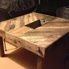 Cómo construir una tabla de palets de madera